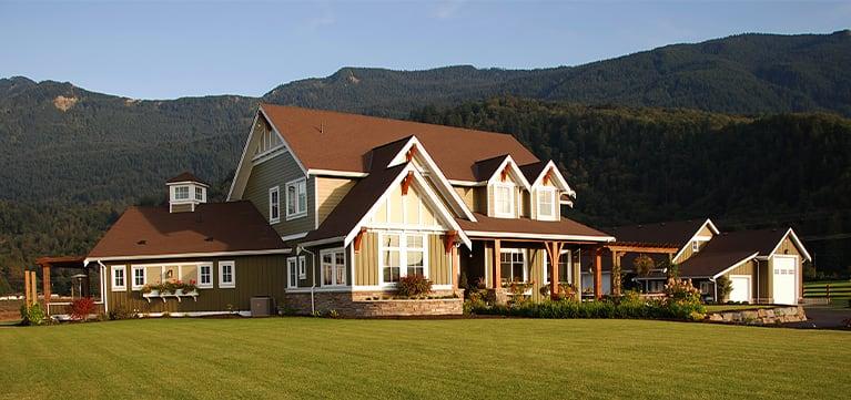 Custom home building in Chilliwack