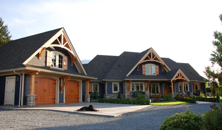 Custom Home in the Fraser Valley
