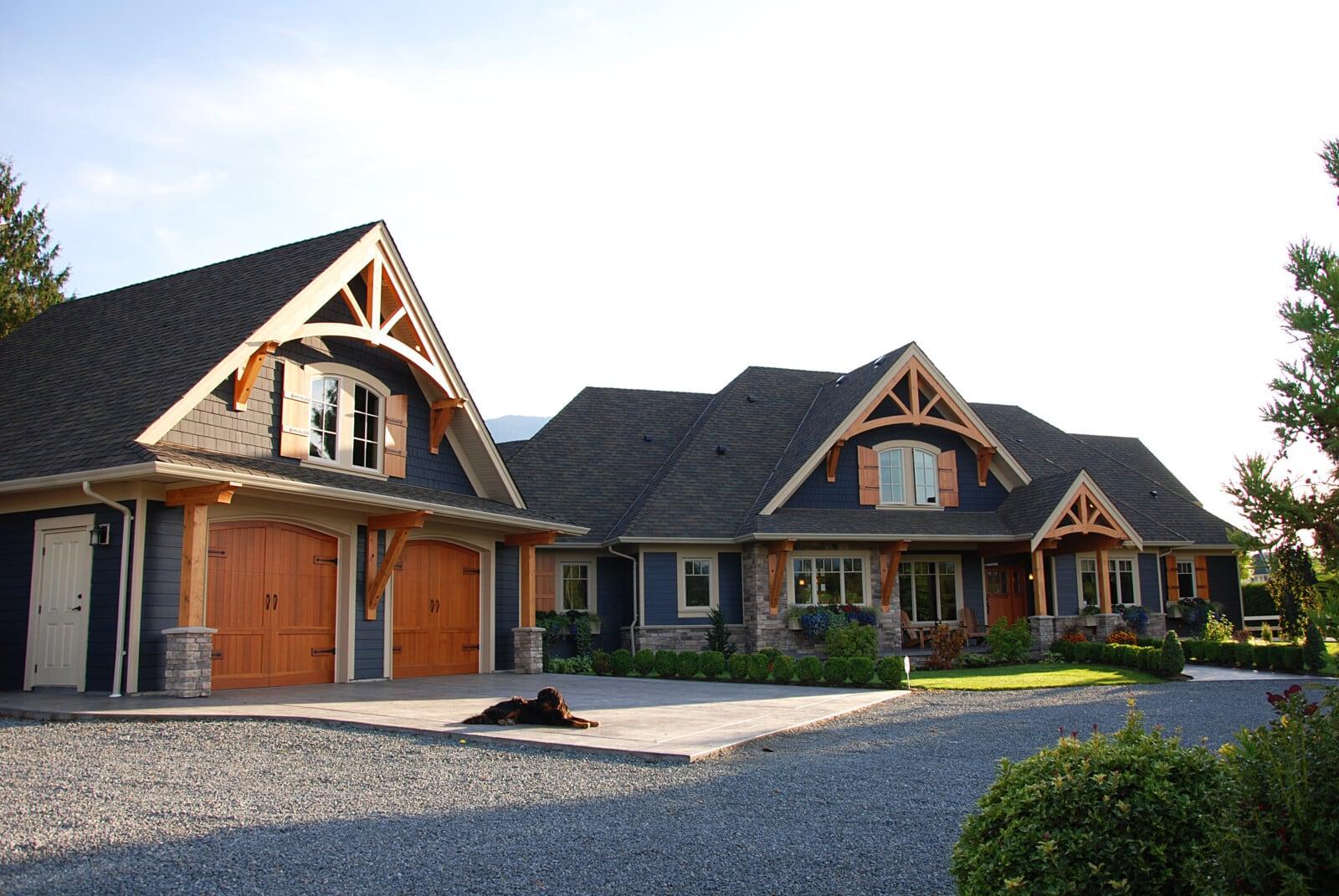 Custom Home in the Fraser Valley