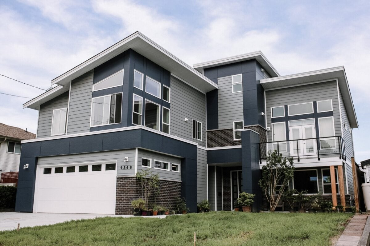 custom home in Chilliwack