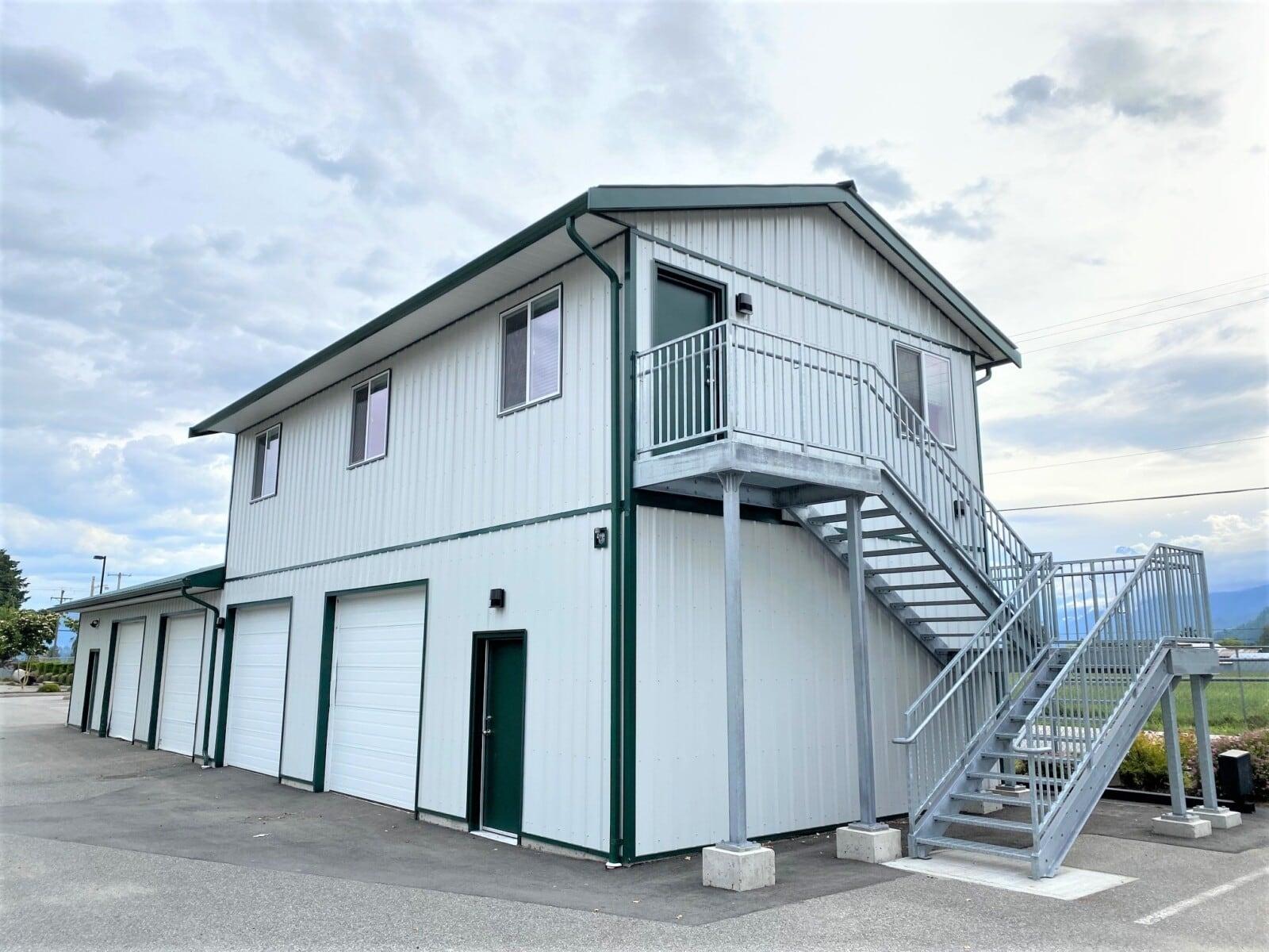 Custom Built Industrial Building